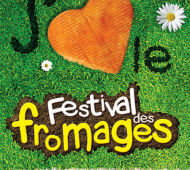 affiche des festivals des fromages de Meulan 2013