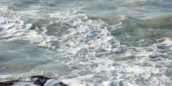 la mer dans le golfe du Morbihan