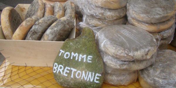 fromages classiques la tome bretonne de Baden