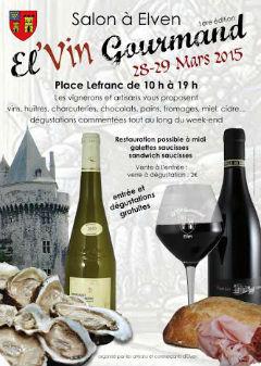 salon El'vin Gourmand à Elven