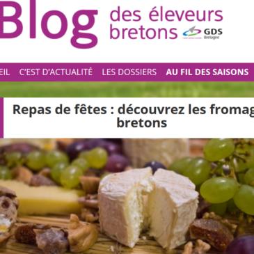 Le blog des éleveurs bretons parle de nous, voici ce qu'il dit: