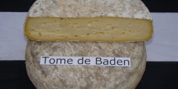 La tome de Baden fromage breton au lait cru de vache