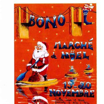 Le Bono, Marché de Noël 2016 – 3ème édition