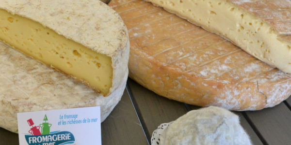 La tome de Baden, la petite bretonne moelleuse et douce.