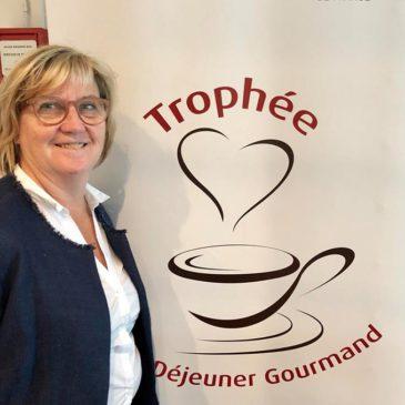 Trophée du petit déjeuner gourmand 2018 à Paris avec à sa têteChristian Le Squer, chef triplement étoilé duFour Seasons Hotel George V Paris.
