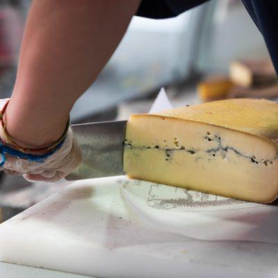 Fabrique de fromages bretons