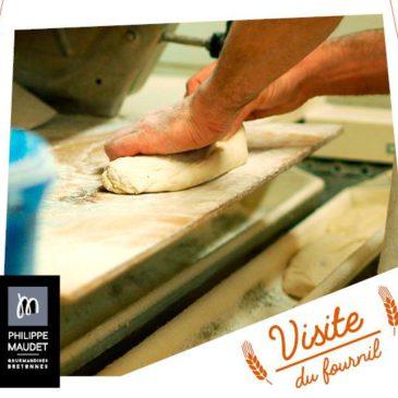 La fête du pain chez Philippe Maudet pâtissier à Arradon