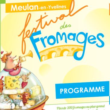 Festival des fromages de Meulan en Yvelines 2016