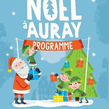 Marché de Noël 2016 à Auray